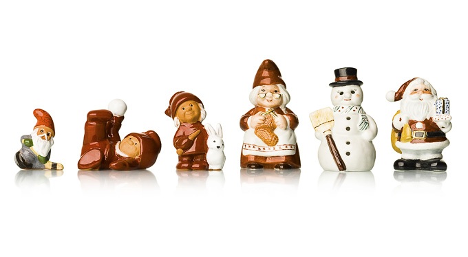 Collectum - Samlingsbilder - Julfigurer